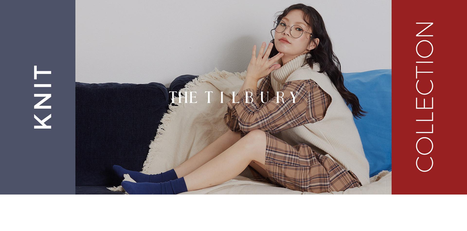 the tilbury,더틸버리,틸버리,바바패션,패션,니트,knit,collection,니트,콜렉션