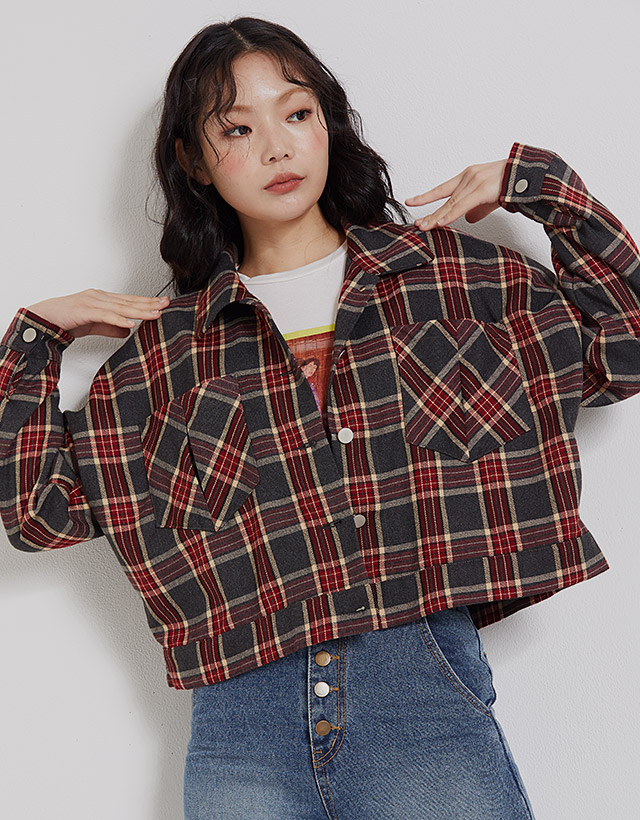 2018 F/W CHECK COLLECTION