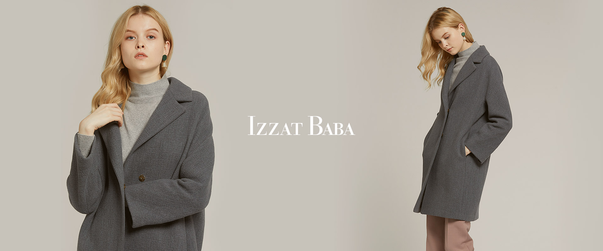 IZZAT BABA, 아이잗 바바, 바바패션,아이잗,바바,패션