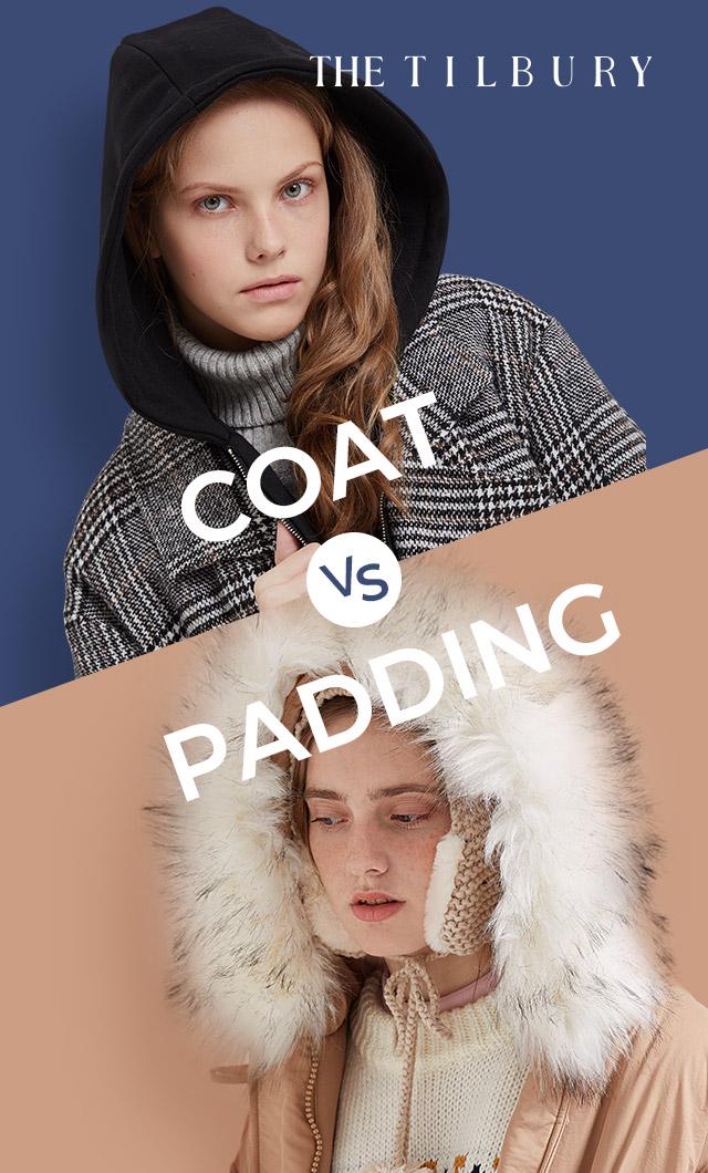 coat,padding,코트,패딩,더틸버리,틸버리,바바패션,바바더닷컴